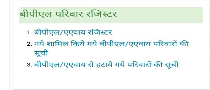 Madhya Pradesh Ration Card List 2020 कैसे चेक करें? एमपी राशन कार्ड लिस्ट 2020